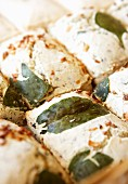 Brazilian cheese rolls