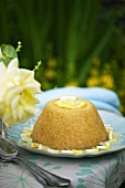 Sussex Pond Pudding with lemons (England)