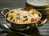 Kashmiri (Rice with dried fruit, India)