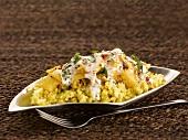 Khichdi (Reis-Linsen-Gericht, Indien)