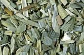 Dried oat straw (full-frame)