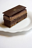 Chocolate petit four