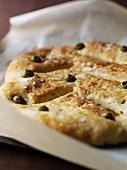 Fougasse (Provençal flatbread)
