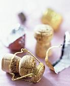 Champagner-Korken