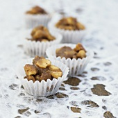Nut sweets for Christmas