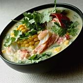Meeresfrüchte-Gumbo