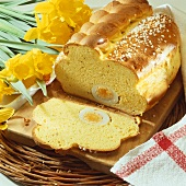 Yeasted Easter bread