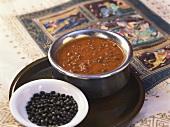 Telia Ma (Black lentil soup, India)