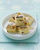 Frozen Kaiserschmarren (Emperor's pancake)