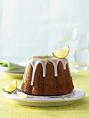 Caipirinha cake