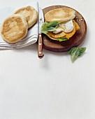Piadina ripiena (Filled flatbread, Italy)
