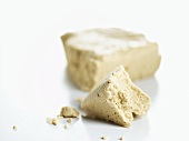 Halva (Sweet made with sesame oil, Middle East)