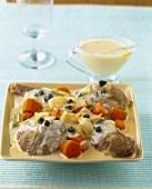 Vitello tonnato (Veal in tuna sauce, Italy)