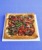 Pissaladière (Onion and anchovy tart, France)