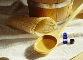 Ätherisches Öl für den Saunaaufguss