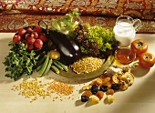 Healthy food for the Kapha type (Ayurvedic system)