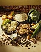 Healthy food for the Pitta type (Ayurvedic system)