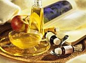 Tee & Aromaöle zur Entspannung & für neue Lebenskraft