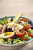 Salade niçoise (Speciality of Nice, France)