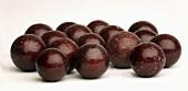 Aniseed balls (Kugelförmige Bonbons aus Anis, England)