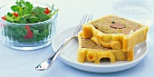 Feine Pastete mit Reh- und Schweinefleisch