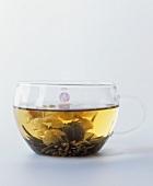 A cup of jasmine tea