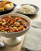Gumbo (Meat, seafood and vegetable stew, USA)