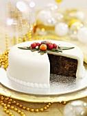 Christmas cake (England)
