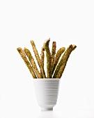 Pistachio sticks