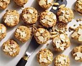 Spiced musli biscuits
