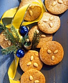 Spanish Christmas biscuits