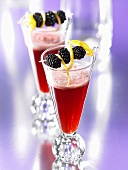 Blackberry drink