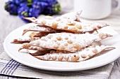 Scherben (Lent cakes)