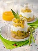 Pineapple and cream cheese dessert