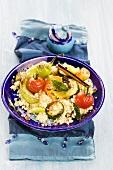 Vegetable tajine from Morocco