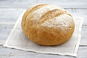 Loaf of mixed grain bread