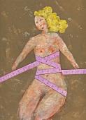 Picture symbolising diet (Illustration)