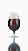 A glass of stout