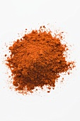 A heap of cayenne pepper