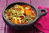 Puchero (Spanish stew)
