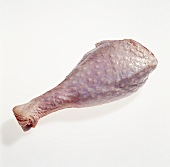 A turkey drumstick