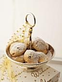 Zaleti (Sweet corn cookies, Italy)