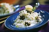 Ayurvedische Küche: Basmatireis mit Pflaumen (Sri Lanka)
