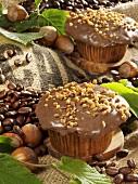 Café cotta muffins