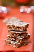 Almond gingerbread