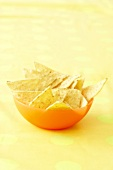 Nachos in a bowl