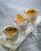 Oeufs cocotte (Eggs baked in glass dishes)