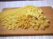 Still life with pasta