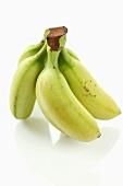 Small bunch of bananas