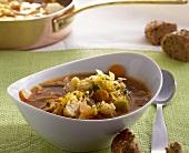 Magic Soup Diet: cabbage soup